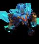 Warwick PROJEKT- Warwick (Aquamarin) M