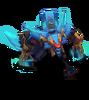 Warwick PROJEKT: Warwick (Aquamarin) M