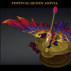 Festival Queen Anivia Model 2 (by Riot Artist <a href=