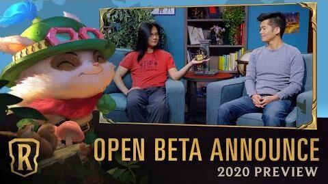 Beta Season and Beyond Legends of Runeterra in 2020