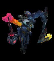 Fiddlesticks Praetorian (Base)