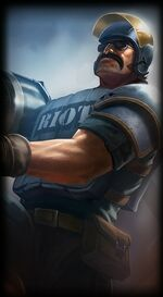 Graves RiotLoading