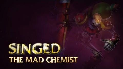 Singed/Strategy