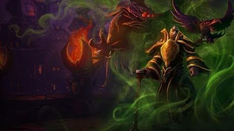 Swain League Of Legends Wiki Fandom Powered By Wikia