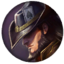 Twisted Fate OriginalCircle