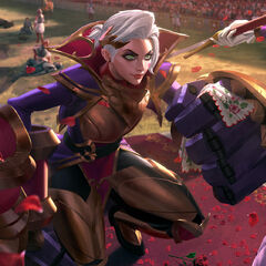 Heartbreaker Vi Splash Concept (by Riot Artist <a rel=