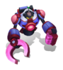 Blitzcrank BattleBoss (Rose Quartz)