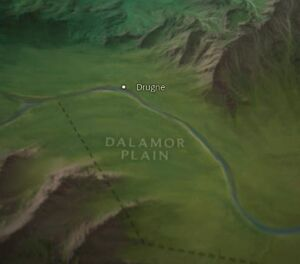 Drugne map