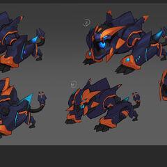 Super Galaxy Gnar Concept 3 (by Riot Artist <a rel=