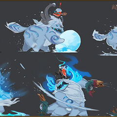 Nunu & Willump Update Concept 7