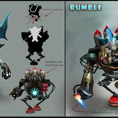 Rumble Concept