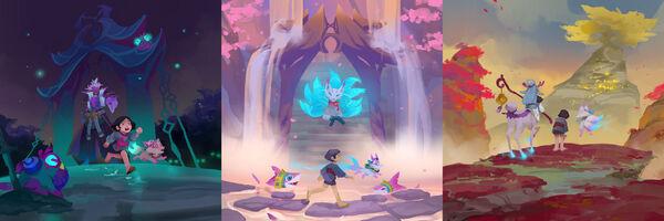 Seelenblumen An Incredible Journey