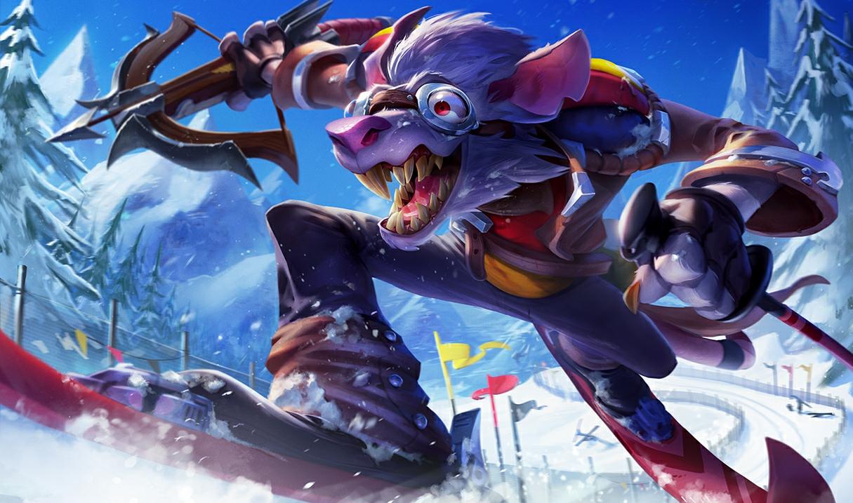 Twitch Winterspiele-Twitch S