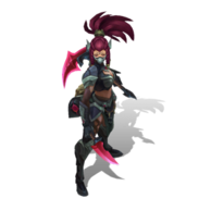 Akali Headhunter (Base)