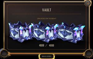 LoR Level 13 Vault
