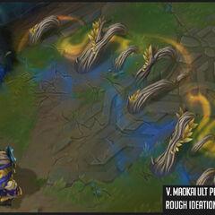 Victorious Maokai Ability Concept 1