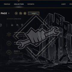Imagen del anuncio de las runas 2018