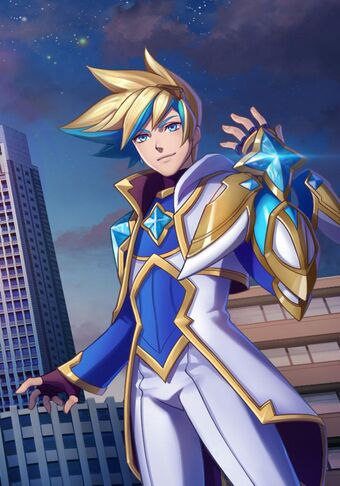Star Guardian 2017 Promo Ezreal