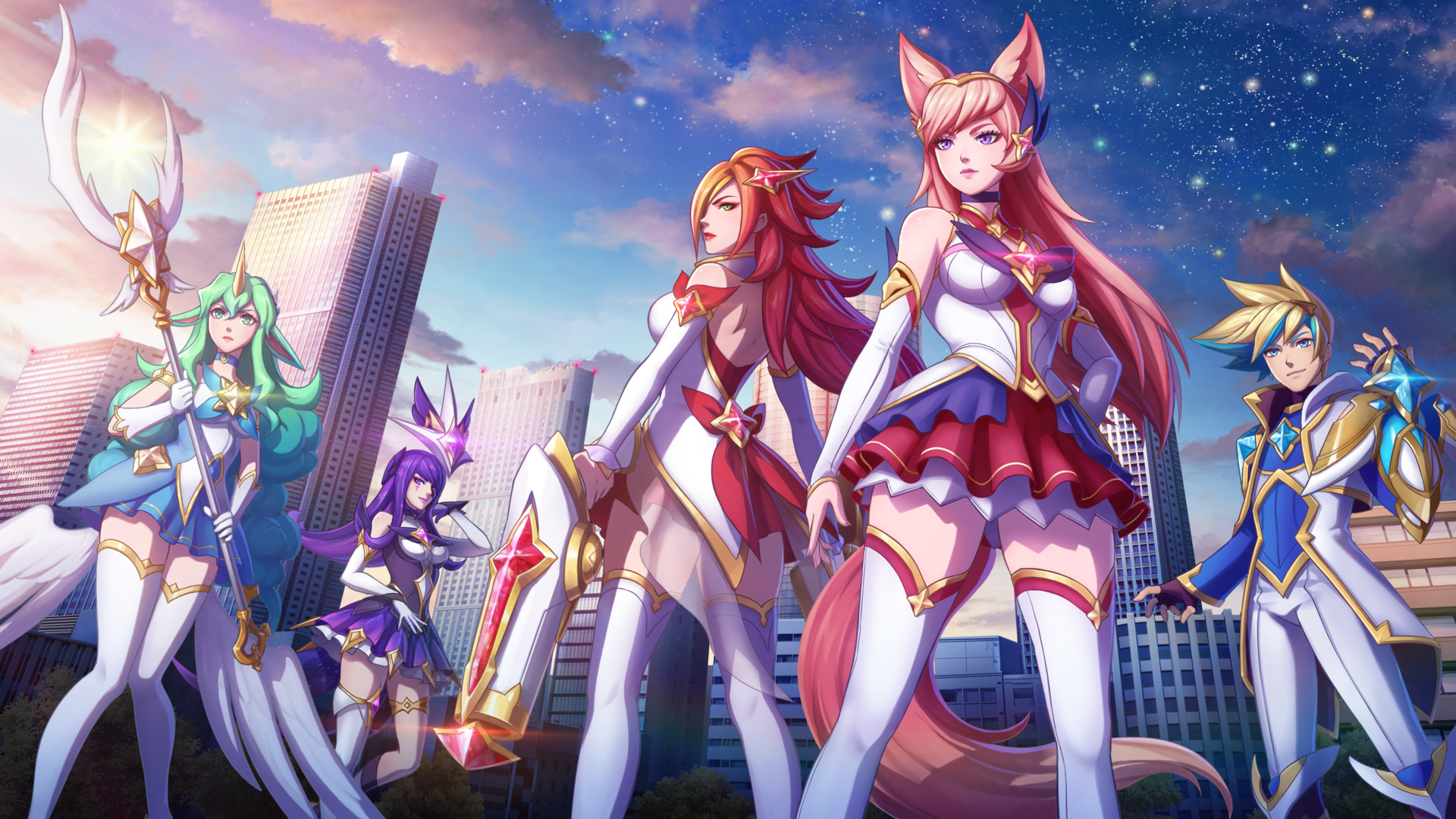 Star Guardian A New Horizon