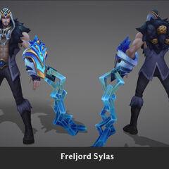 Freljord Sylas Model 2 (by Riot Artist <a href=