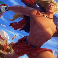 Pool Party Taric
