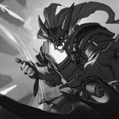 Blood Moon Thresh Splash Concept 2 (by Riot Artist <a href=