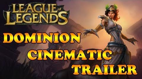 Dominion Cinematic Trailer