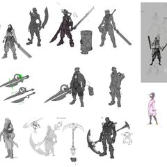 Ekko Concept 6 (by Riot Artist <a href=