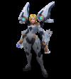 Kai'Sa BulletAngel (Pearl)