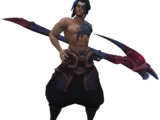 Kayn/Background
