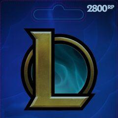 2800 дин RP Card