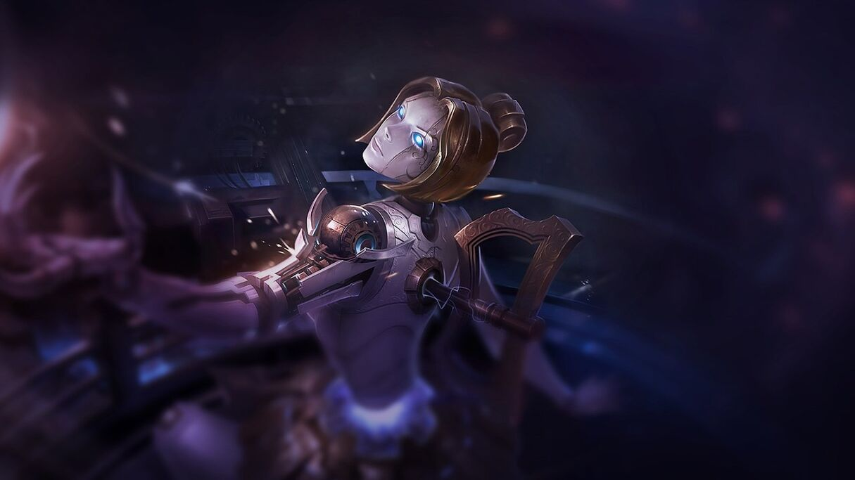 Orianna League Of Legends Wiki Fandom Powered By Wikia