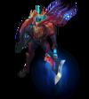 Pantheon Pulsefire (Ruby)