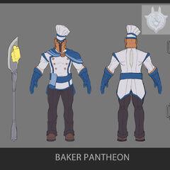 Baker Panteon Update Concept (by Riot Artist <a href=