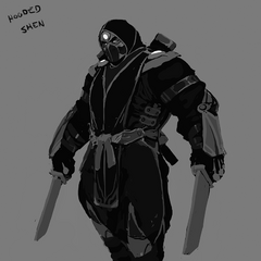 Shen Update Concept 1 (by Riot Artist <a href=