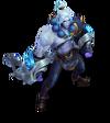 Sylas LunarWraith (Aquamarine)
