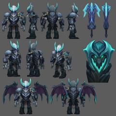 Dragonslayer Trundle Model