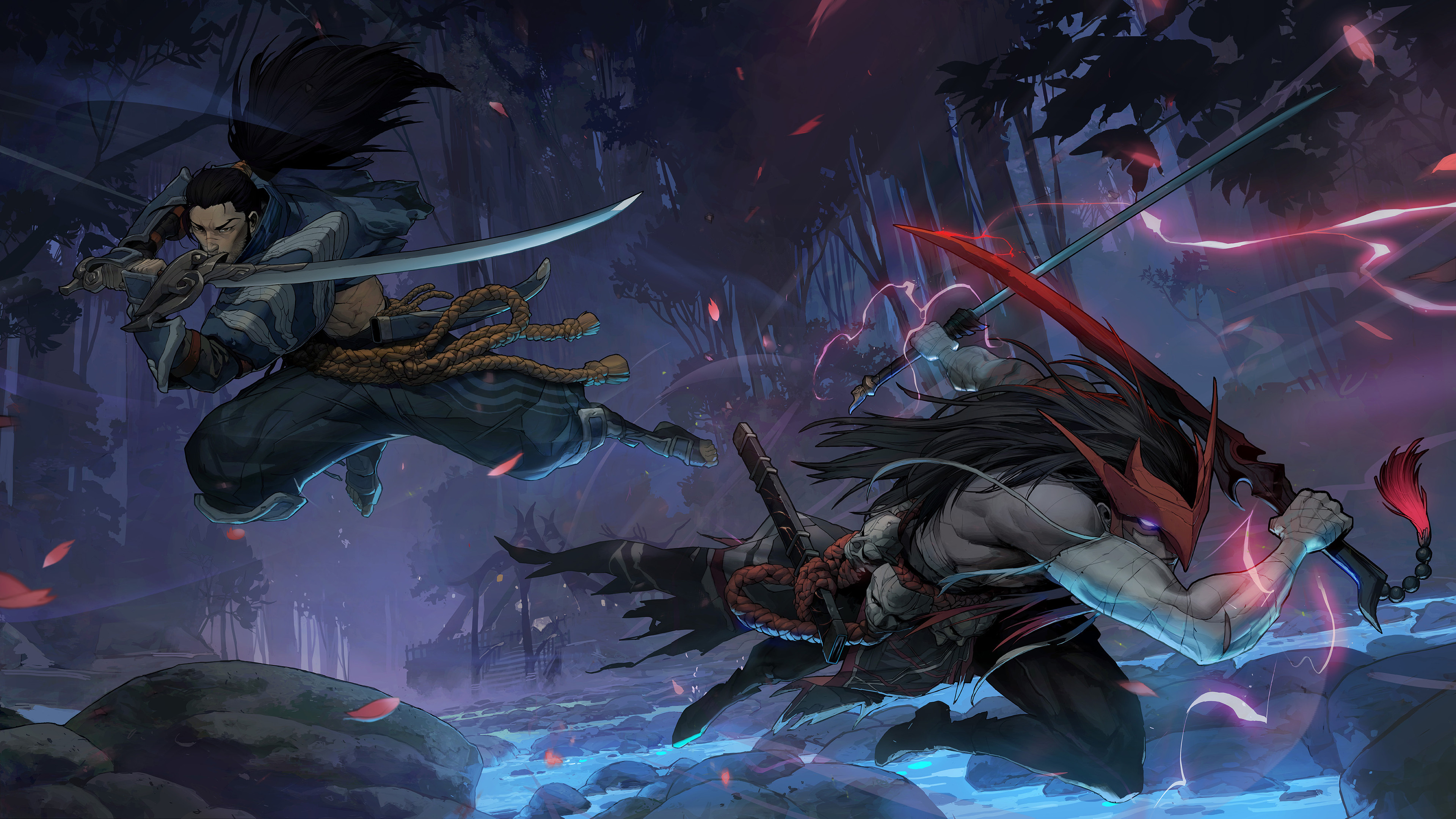 Yasuo Yone Kin of the Stained Blade 03