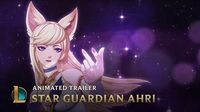 A New Horizon - Star Guardian Ahri