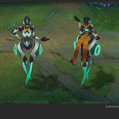 Program Camille Concept (by Riot Artist <a href=