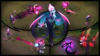 Evelynn Update Screenshots