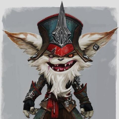 Kled: The Reunion Concept 1