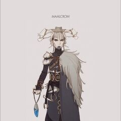Ashe: Warmother Maalcrom Concept 01 (by Riot Artist <a rel=