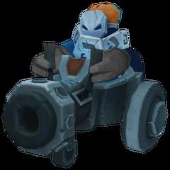 Unused Blue Siege Minion <small>(Order)</small>