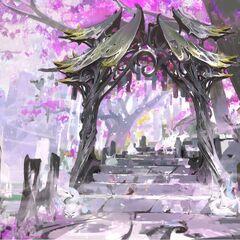 Gatekeeper's Shrine (by Riot Artist <a href=