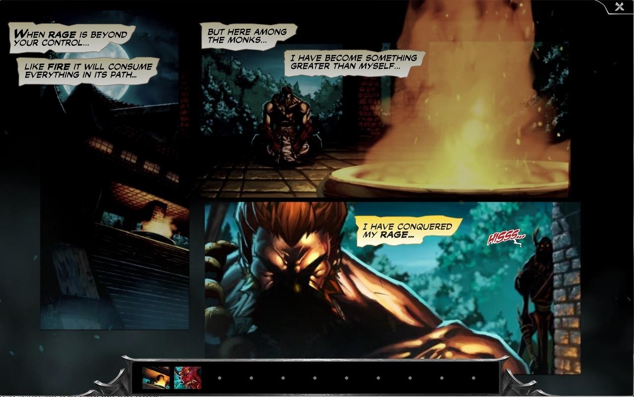 Udyr SpiritGuard Comic pr01