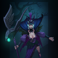 Ravenborn LeBlanc Model 2 (by Riot Artist <a href=