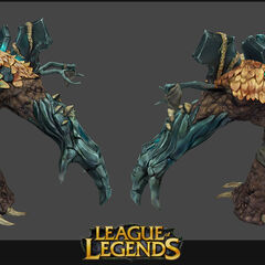 Haunted Maokai Model 2 (by Riot Artist <a href=