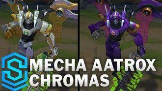 Mecha-Aatrox - Chroma-Spotlight