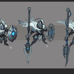 Full Metal Pantheon Update Concept 2 (by Riot Artist <a href=